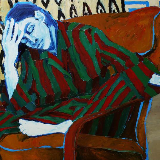 БЕЗ НАЗВАНИЯ, 20200324-26 холст, масло oil on canvas 105 x 150