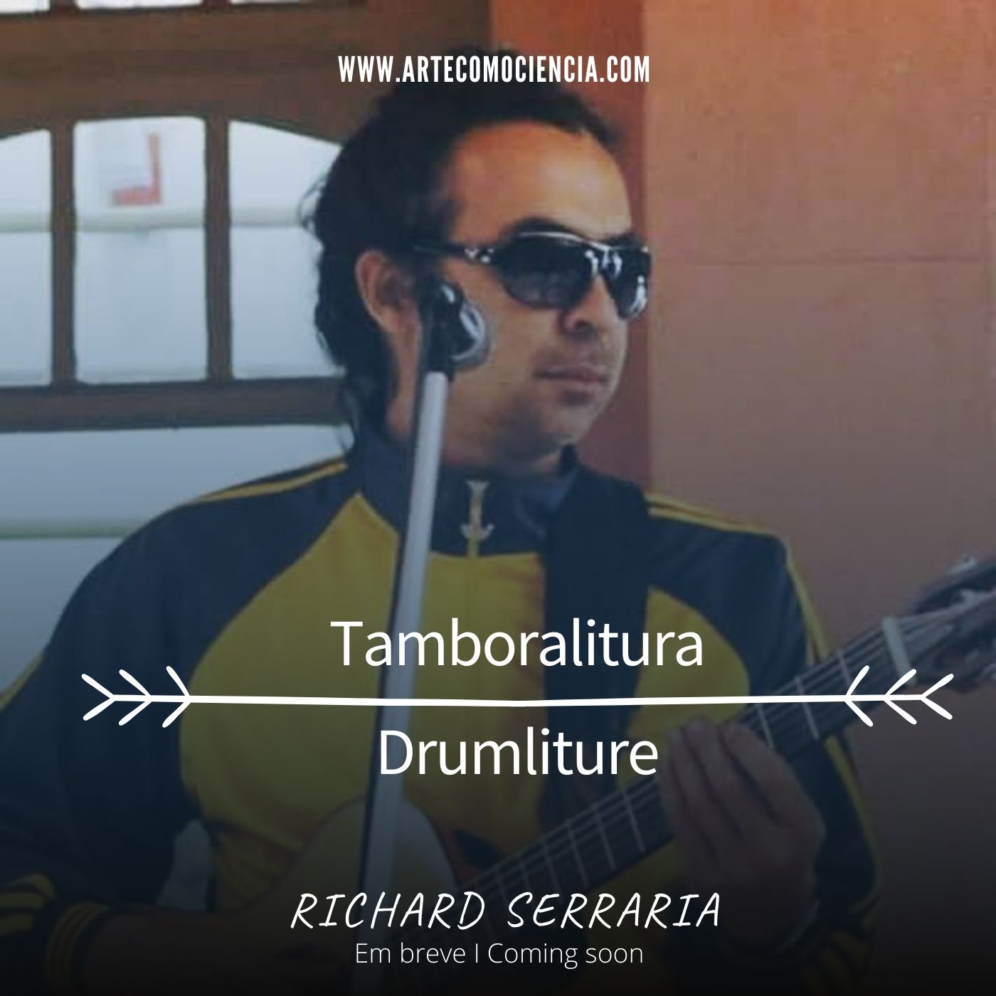 Richard Serraria: tamboralitura / drumliture