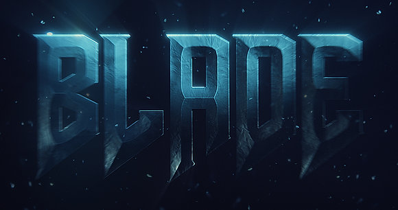 Blade Emblem | Fusion Studio 16