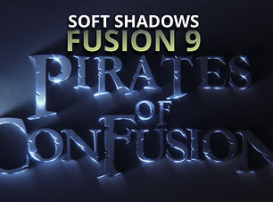 BMD Fusion Shadows Compositing Tutorial