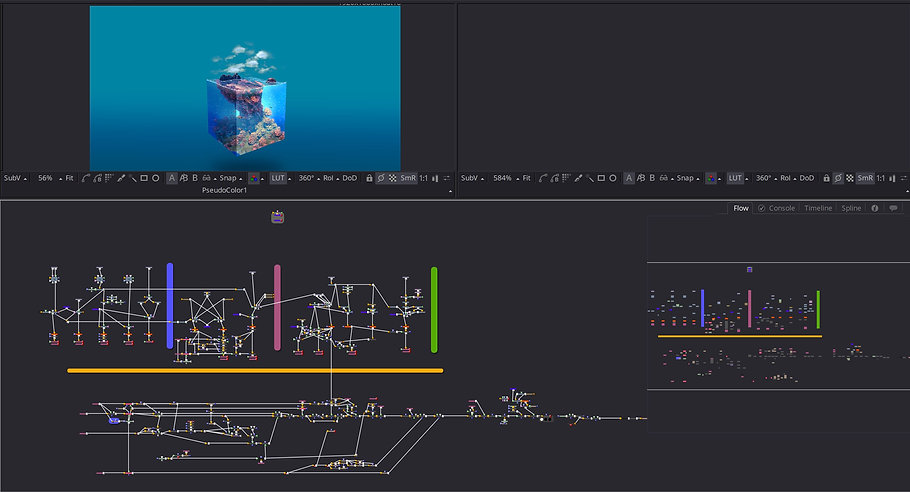 BMD Fusion Workflow