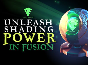 BMD Fusion 9 Professional Shader and Materials  Tutorial