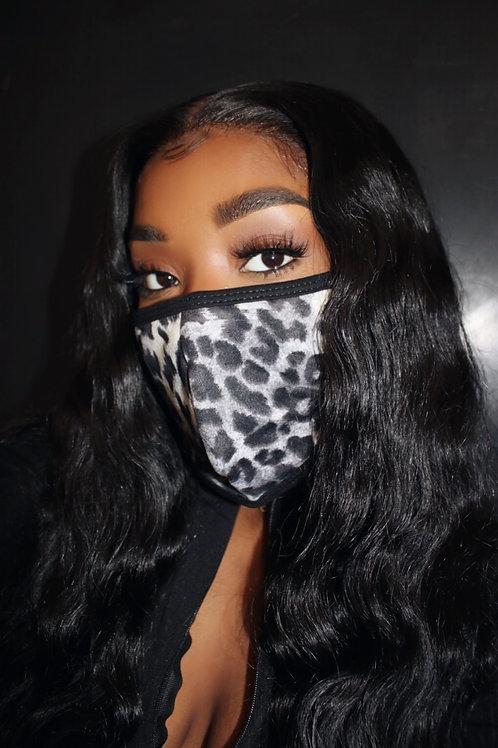 Black Cheetah | Mask