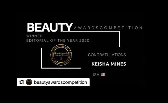 Beauty Awards Competition