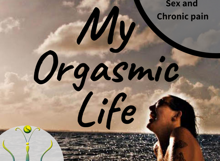 "Sex And Chronic Pain on ""My Orgasmic Life"" podcast  EP.134"