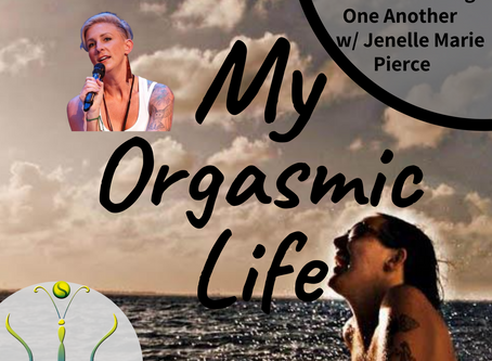 "Why Women Tear Each Other Down w/ co-host Jenelle Marie Pierce on ""My Orgasmic Life"" podcast  EP.131"