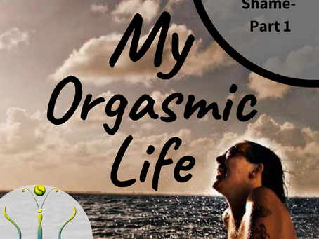 """Shame- Part 1 - How it can show up in your life? on """"My Orgasmic Life"""" podcast  EP.124"""