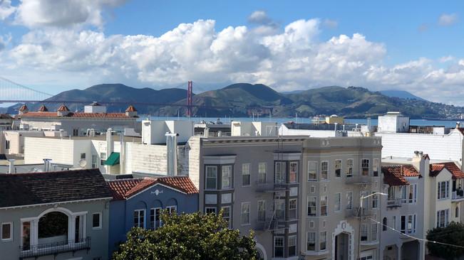 サンフランシスコお散歩日記 *サンフランシスコ*