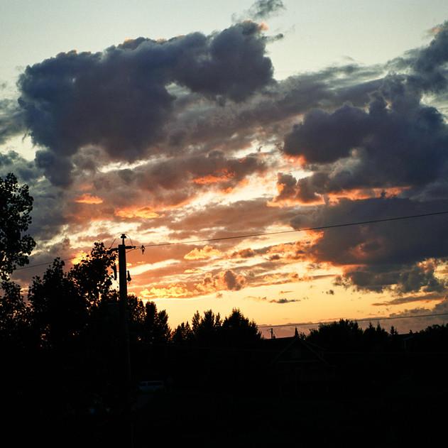 Rosebud Skyline