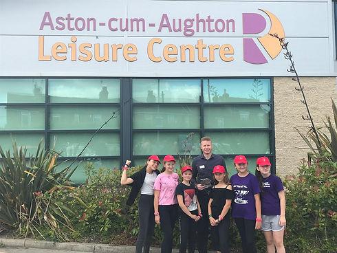 Aston-Cum-Aughton Leisure Centre
