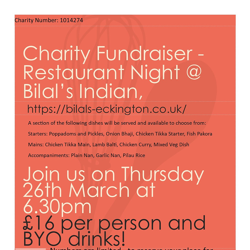 Indian Buffet Auction Night