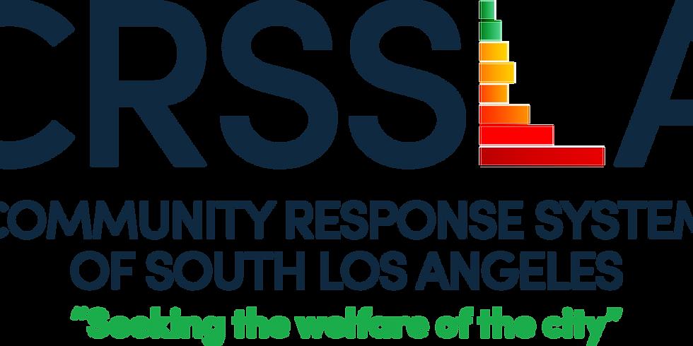 CRSSLA Weekly Health Committee Meeting