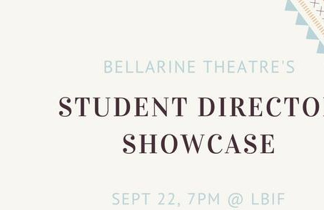 Bellarine Theatre to Showcase Student Directors; Applications Due Aug. 15