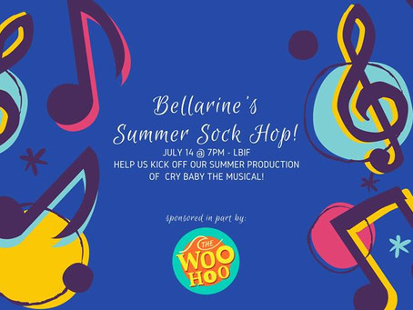 Sock Hop Fundraiser for Bellarine Theatre Co. Friday at LBI Foundation