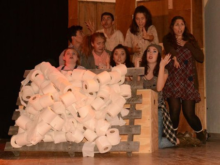 Bellarine Theater to present 'Urinetown' on LBI