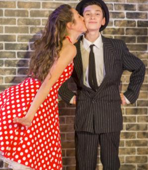 Bellarine Theatre Co. Presents 'Guys and Dolls Jr.' in Loveladies