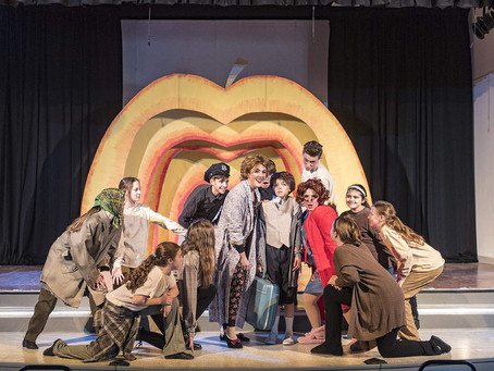 Bellarine's 'James and the Giant Peach' Is 'Delightful'