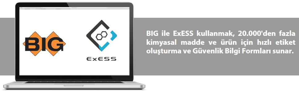 big exess msds