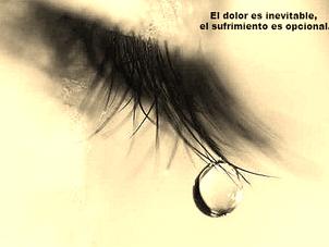 El dolor es necesario, el sufrimiento es opcional