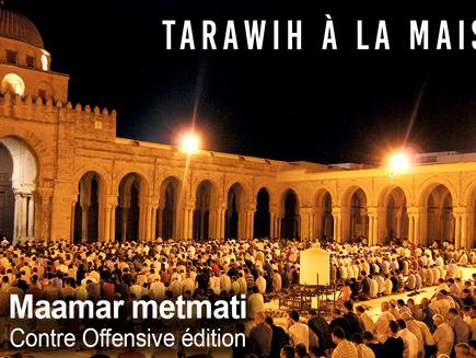 Tarawih à la maison ? - Enquête sur les Tarawih