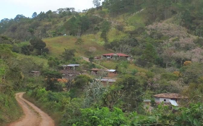 CAL Coming to Titoror, Honduras