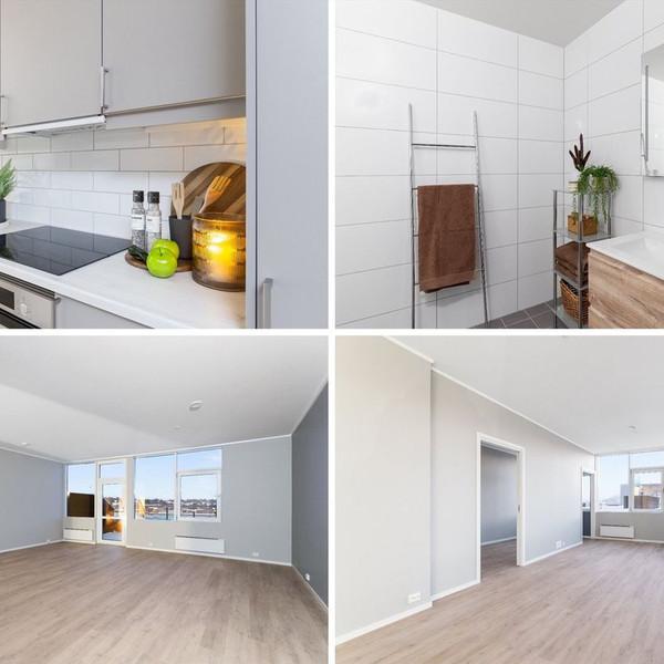Penthouse leiligheter til salgs