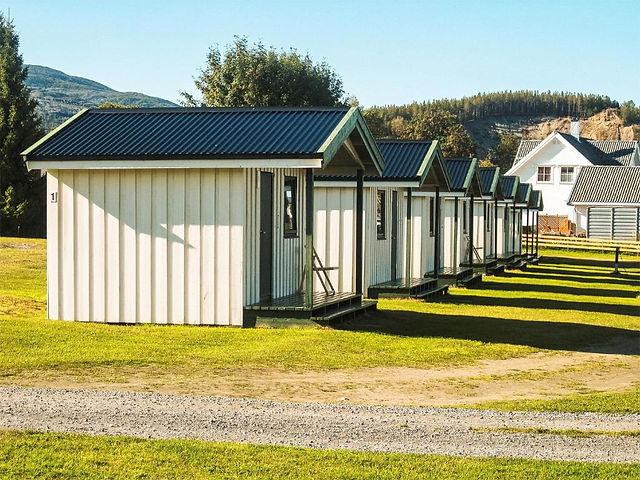 Campinghytter 1-7