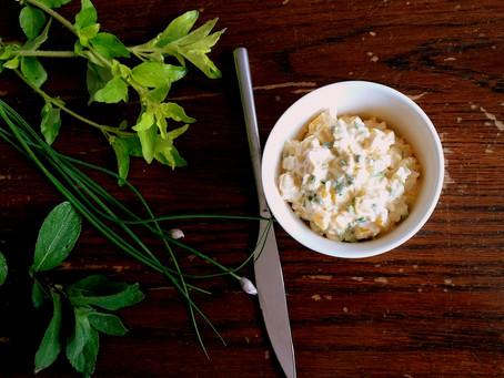 Pasta jajeczno- paprykowa (113kcal)