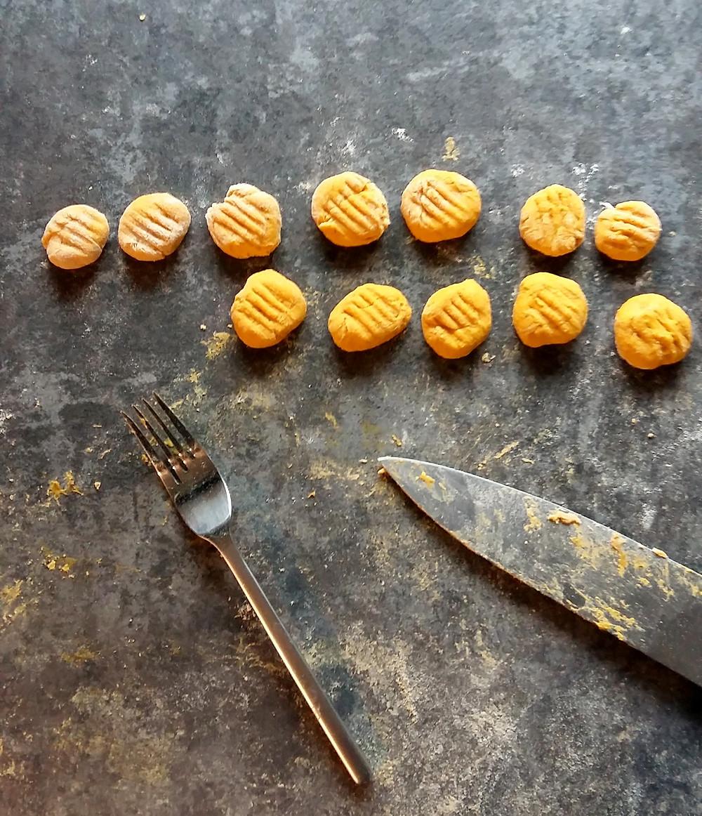 Prowansalskie gnocchi dyniowe (495 kcal)