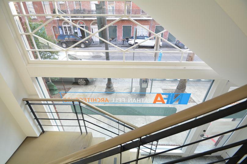 Hidden Root Acupuncture Stairwell