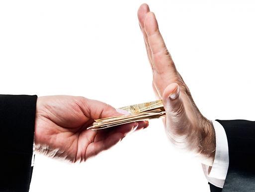 Le misure di contrasto alla corruzione e la trasparenza sulla base delle attuali disposizioni