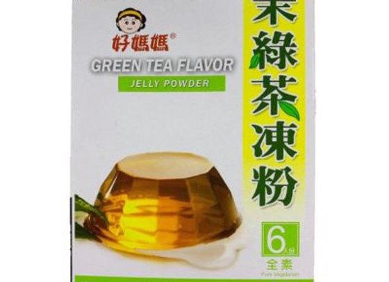 惠升茉绿茶冻粉 105g FS Jelly Powder-Green Tea