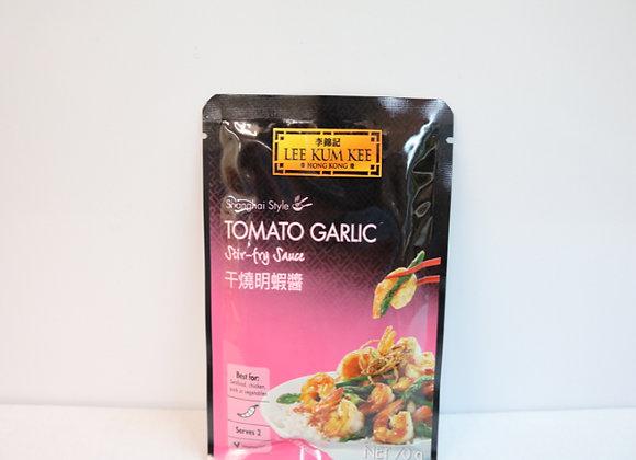 李锦记干烧明虾酱70g Lkk Shanghai style Tomato Garlic Stir-fry Sauce