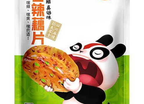 蜀道香香辣藕片120g SDX Hot & Spicy Lotus Root