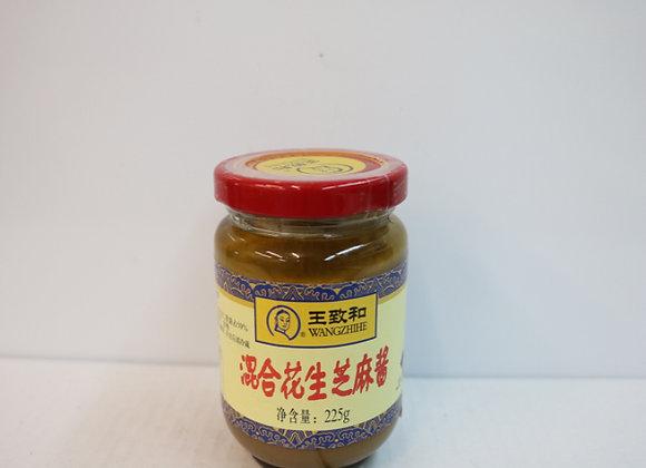 王致和混合花生芝麻酱 225g WZH Sesame Paste