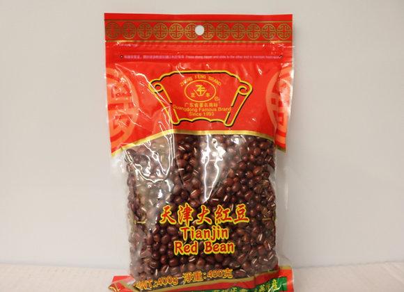 正丰天津大红豆 400g ZF Tianjin Red Bean