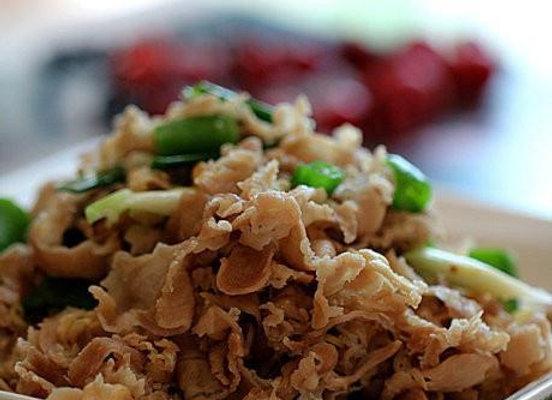 孜然牛肉 Fried Beef with Cumin
