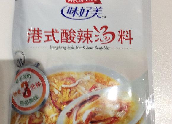 味好美港式酸辣汤 35g MC Seasoning-HK Style Hot & Sour Soup