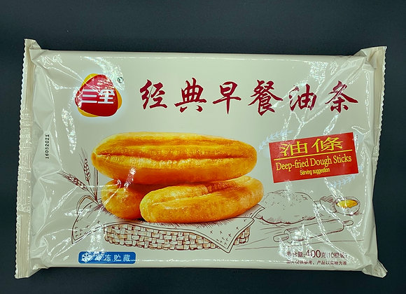 三全经典早餐油条400g SQ Deep-fried Dough Sticks