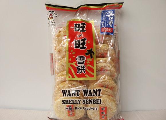 旺旺大雪饼 150g WW Shelly Senbei