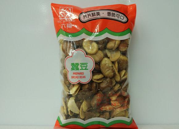 六福蠶豆-辣 170g SF Prepared Broad Bean-Hot