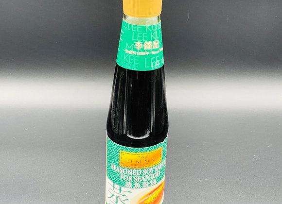 李锦记蒸鱼豉油 410ml LKK Soy Sauce for Seafood