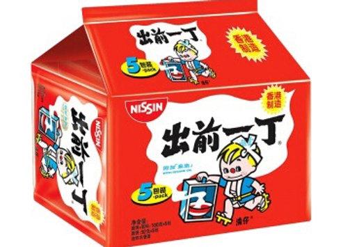 出前一丁方便面-麻油味 5×100g Nissin Demae Ramen(5packs)- Sesame Oil