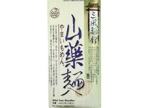 三风山药面340g SF Wild Yam Noodles