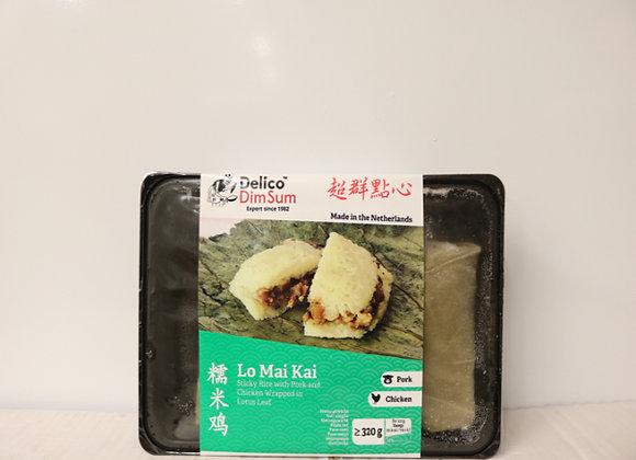超群糯米鸡 320g Delico Lo Mai Kai(2pcs)