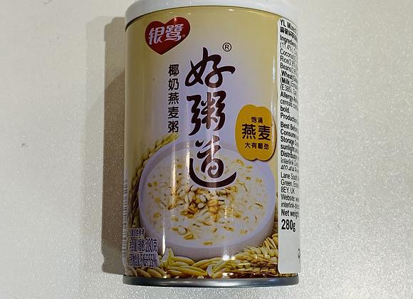 银鹭好粥道椰奶燕麦粥 280g YL Congee-Coconut Milk & Oat