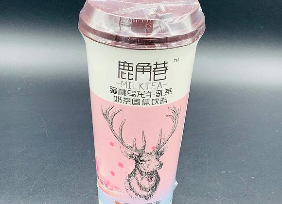鹿角巷奶茶蜜桃乌龙味 123g LJX Peach Flavour Oolong Tea