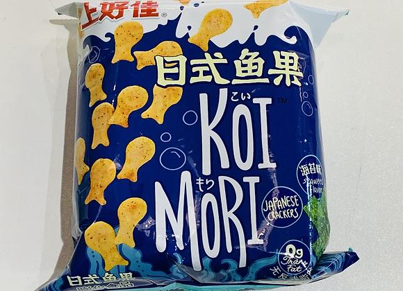 上好佳日式鱼果 50g OS Koi Mori (Japanese Crackers)