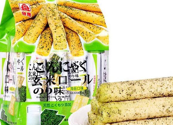北田蒟蒻糙米捲-海苔 160g PT Konjac Brown Rice Roll-Seaweed