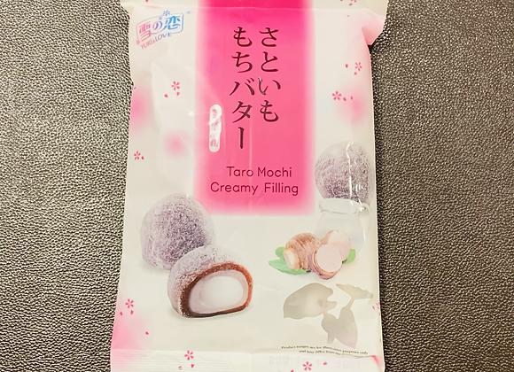 雪之恋芋头麻糬 120g SG Taiwan Mochi-Taro Creamy Filling